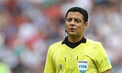داور بینالمللی فوتبال ایران که دیدار ردهبندی جام جهانی را قضاوت کرد، به احتمال ۹۰ درصد بازی استقلال ـ پرسپولیس را قضاوت خواهد کرد.