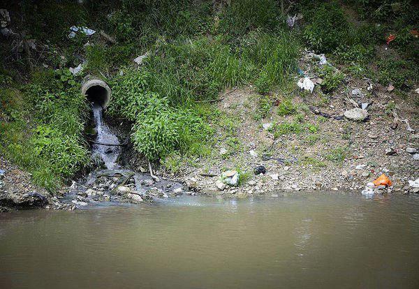 آلودگی رودخانههای رشت از دلایل آمار بالای سرطان در گیلان