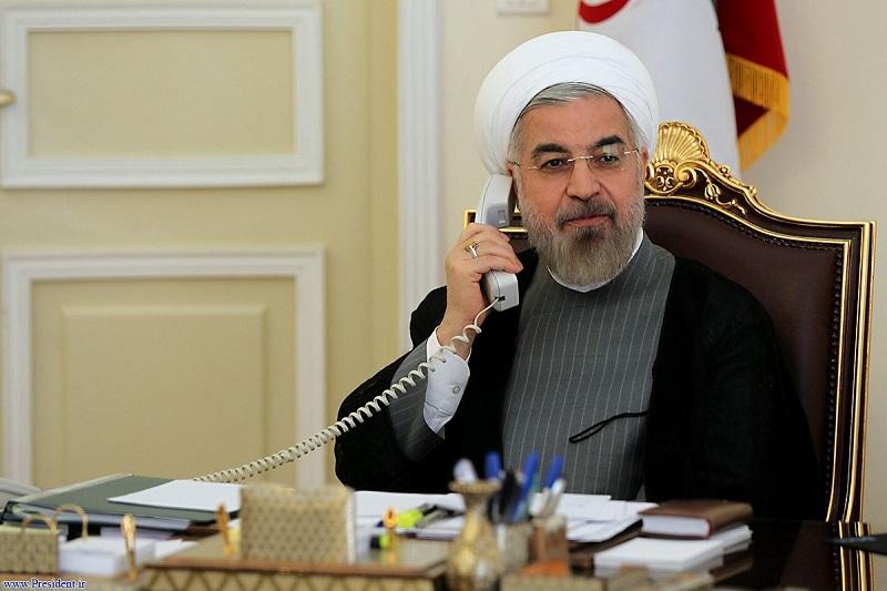 روحانی خطاب به رییس شورای اروپا: نباید اجازه دهیم برجام به راحتی از بین برود