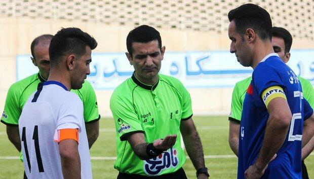 فدراسیون فوتبال: کمک داور بازی داماش و نیروی زمینی اشتباه کرد