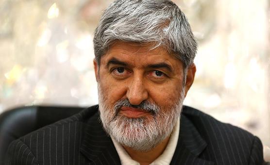 کنایه علی مطهری به صداوسیما، توصیه اش به شورای نگهبان و انتقادش از دخالت نهادهای مختلف در امور دولت