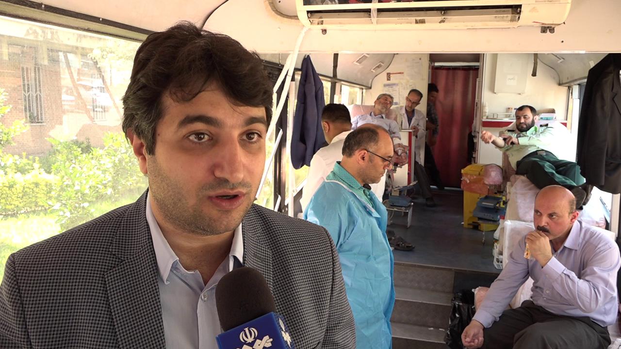 اعلام نیاز سازمان انتقال خون گیلان به همه گروههای خونی