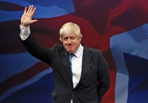 بوریس جانسون نخستوزیر انگلیس شد