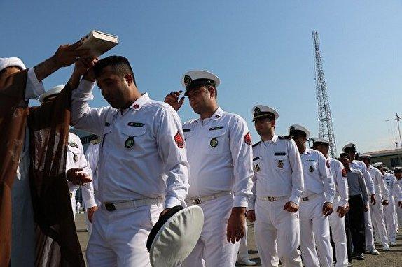اعزام ناوگروه ناوگان شمال به مسابقات جام دریا در آذربایجان