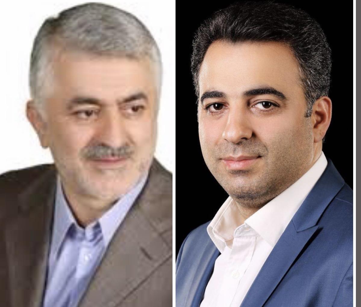 پیام تبریک به شهردار و شورای شهر رشت به جهت انتصاب مشاور اجرایی شهردار کلان شهر رشت
