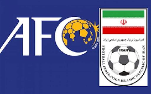 شوخی مجازی AFC با فوتبالیستهای ایرانی +عکس