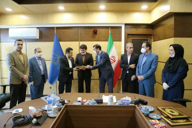 آیین تکریم و معارفه مدیران  در شهرداری، +عکس و احکام