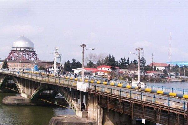 نگرانی حوالی پل «غازیان» انزلی/زنگ بیدار باش برای حفظ یک اثر ملی