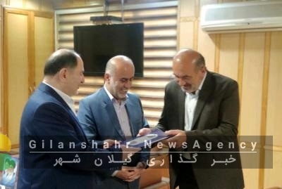 رئیس جدید بنیاد شهید رشت معرفی شد
