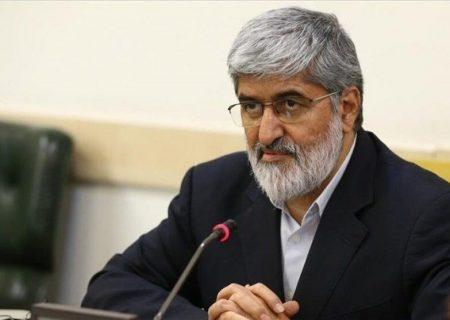 برای وزارت خارجه بهتر از آقای ظریف نداریم|نمی شود درباره حجاب خانم ها سخت گیری کرد