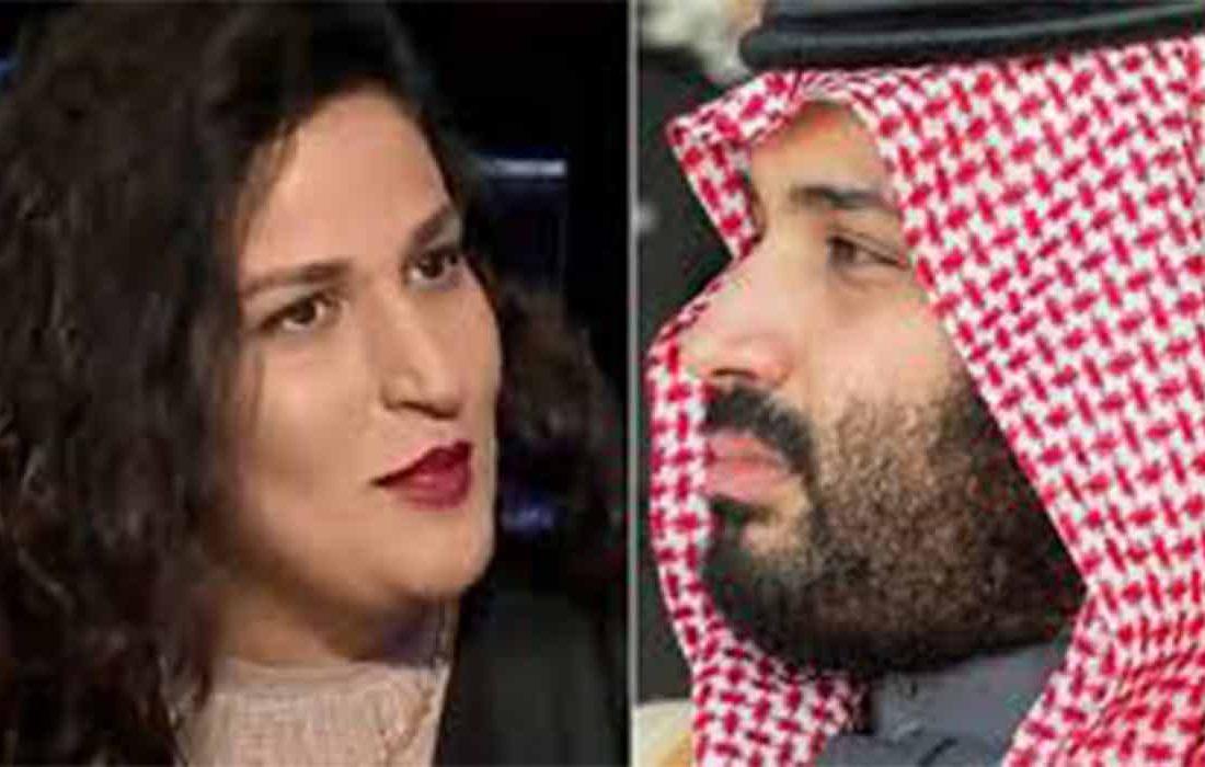 پشت پرده درخواست ازدواج خانم بازیگر از بن سلمان+ فیلم
