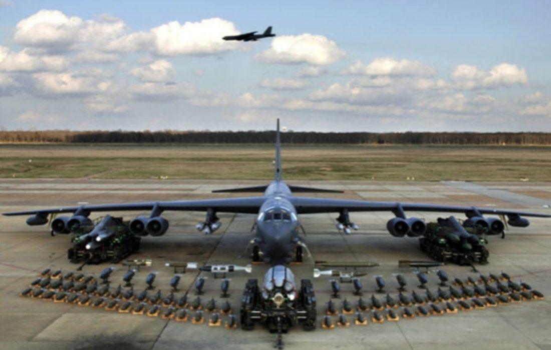 پیام اعزام ۲ بمبافکن B52 آمریکا به منطقه / ترامپ هنوز به فکر جنگ است؟