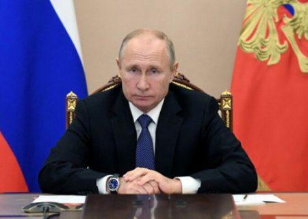 پوتین: قرار است یک منطقه آزاد تجاری میان سازمان تجارت آزاد اوراسیا و ایران شکل گیرد