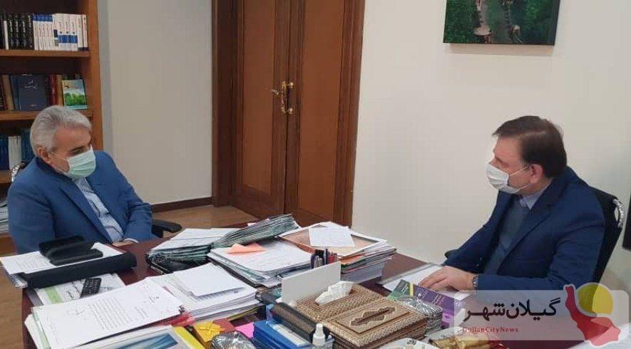 نوغانداری از اعتبارات جاری تخصیص یافته به بخش کشاورزی بهره مند شود