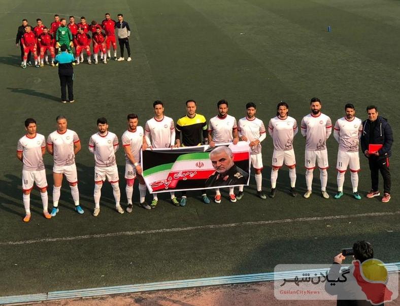 اسپاد تهران یک – سپیدرود رشت یک؛ تساوی در بازی یک طرفه!