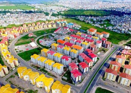 ثبتنام ملی مسکن در دو شهر گیلان آغاز شد   هزینه ساخت با آورده متقاضی است
