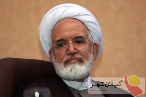 مهدی کروبی از دبیرکلی حزب اعتماد ملی استعفا کرد
