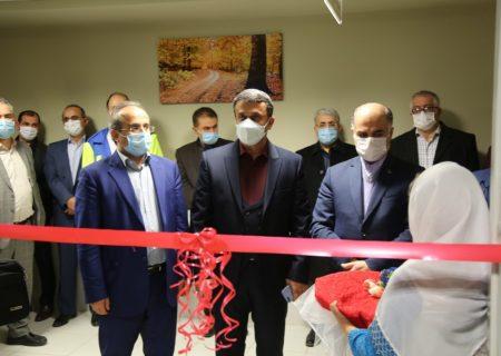 دستگاه CT اسکن بیمارستان جدید تالش به بهرهبرداری رسید