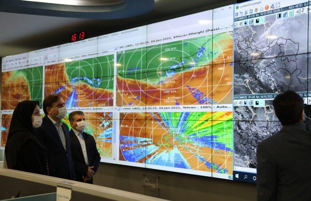 """استان گیلان باید به ایستگاههای """"برفسنج"""" مجهز شود"""