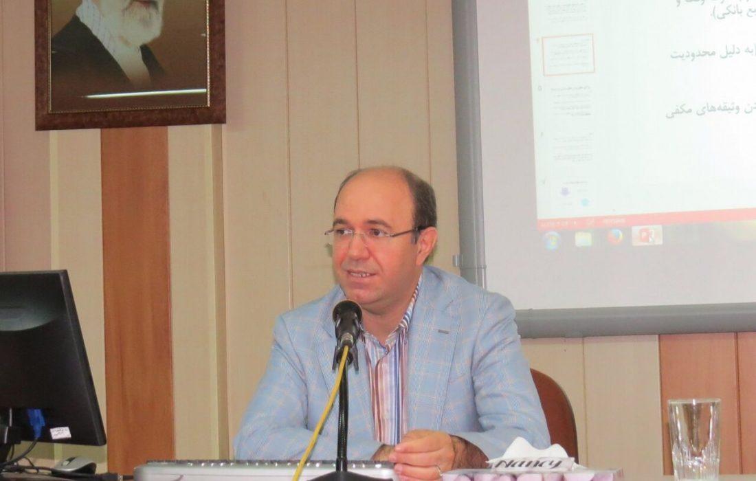 سخنی با مدیر جدید منطقه آزاد تجاری صنعتی انزلی
