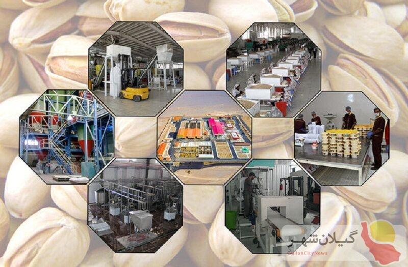 ۱۵۰ واحد صنایع تبدیلی در گیلان در دست ساخت است