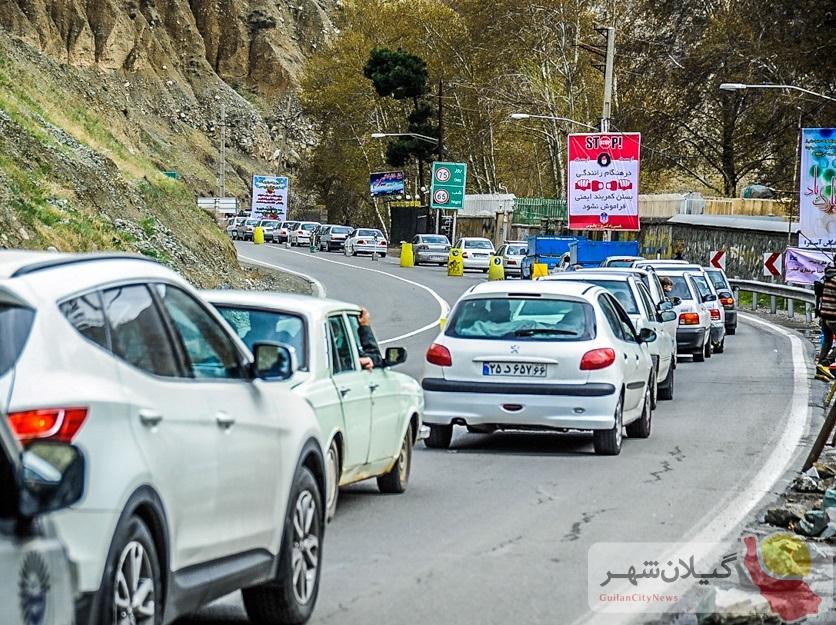 پلیس راهور: سفر به استانهای شمالی و مشهد ممنوع نیست / ملاک ممنوعیت، همان ۴۰ شهری است که وضعیت قرمز و نارنجی دارند / تردد شبانه از ساعت ۲۱ تا سه بامداد در جادهها نیز ممنوع است