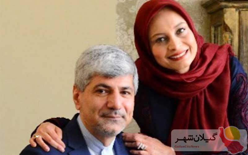 همسر خانم بازیگر نامزد انتخابات ریاست جمهوری شد