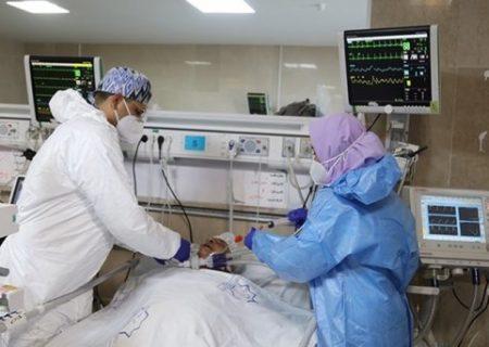 بستری ۵۹۵ بیمار کرونایی در بیمارستانهای گیلان