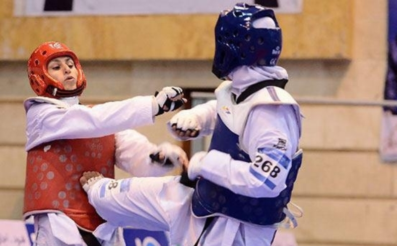 گیلان قهرمان مسابقات هاپکیدو بانوان کشور شد