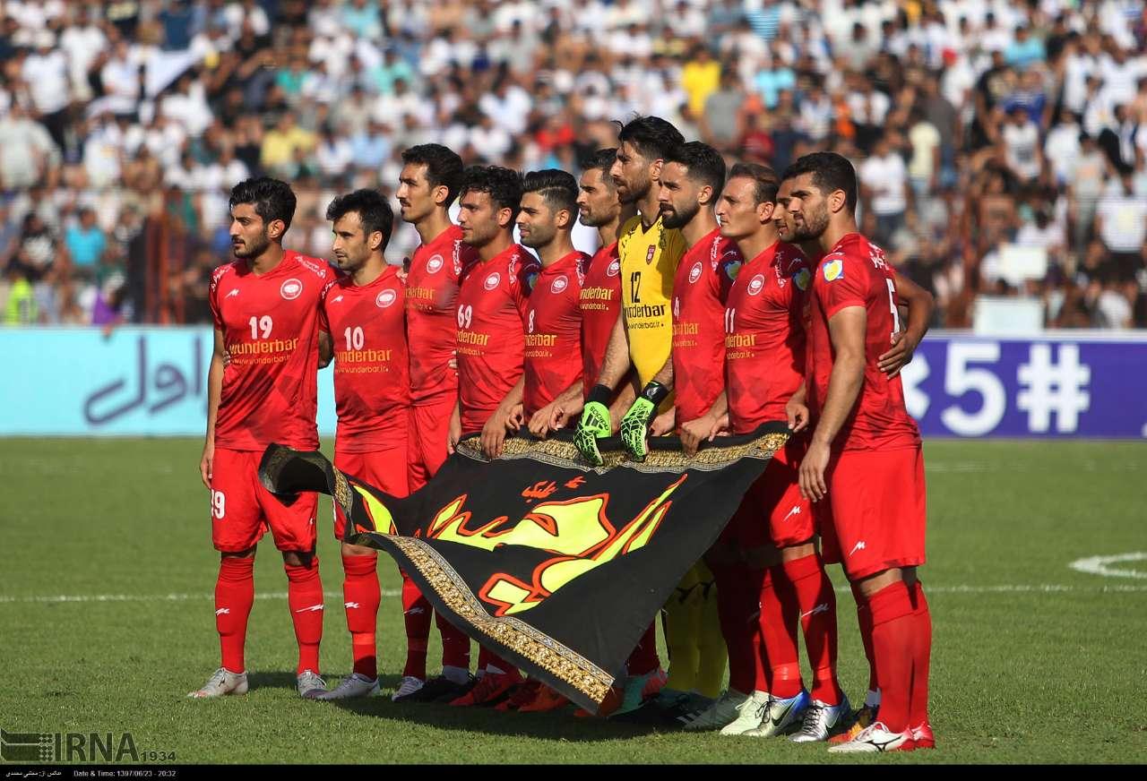 تیم فوتبال سپیدرود رشت از رقابت های هفته هفتم لیگ برتر باشگاه های کشور، با روحیه بالا به میهمانی پرسپولیس در پایتخت می رود.