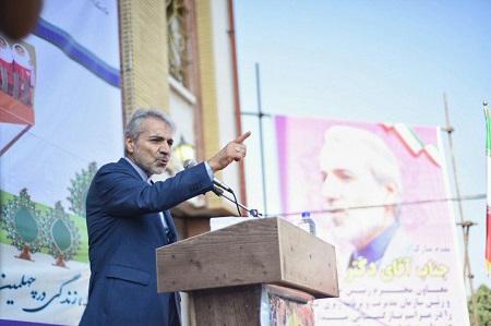رئیس سازمان برنامه و بودجه با بیان اینکه رورها به دلیل ترس و واهمه از استقلال و پیشرفت کشور انجام میگیرد، گفت: ایران در بین بیش از ۱۷۰ کشور از نظر رشد تولید علم در جایگاه ۱۶ قرار دارد، همچنین از نظر رشد علمی در جایگاه پنجم جهان هستیم.