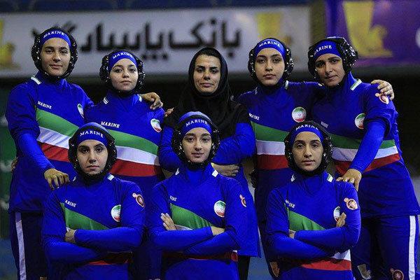 بانوان کشتی گیر ایرانی در نخستین تجربه حضور خود در یک رویداد بین المللی به مقام قهرمانی رسیدند.