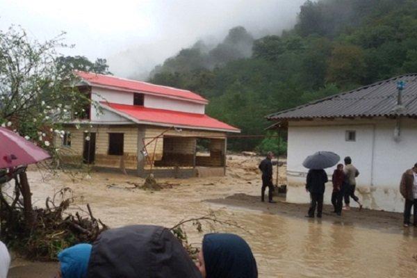 خسارت ۱۲۶ میلیارد تومانی سیل به زیر ساخت های شهرستان تالش