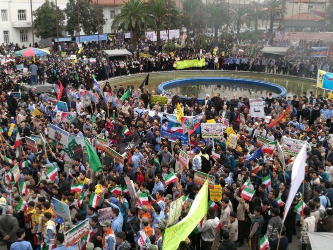 سخنران اصلی راهپیمایی ۱۳ آبان در رشت مشخص شد+ مسیرهای چهارگانه