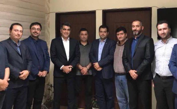 رئیس جدید حزب ندای ایرانیان شعبه گیلان انتخاب شد