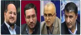 روحانی ۴ وزیر پیشنهادی را به مجلس معرفی کرد
