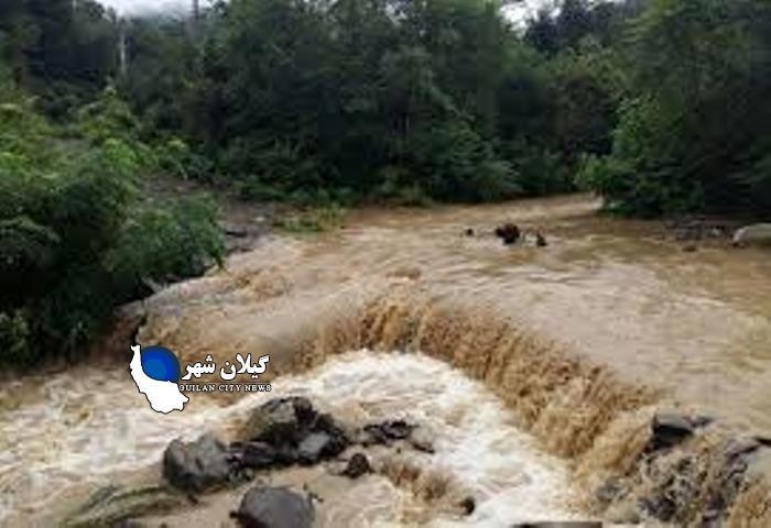 بارندگی و سیل ۳۱میلیارد تومان به شهرستان رودسر خسارت زد