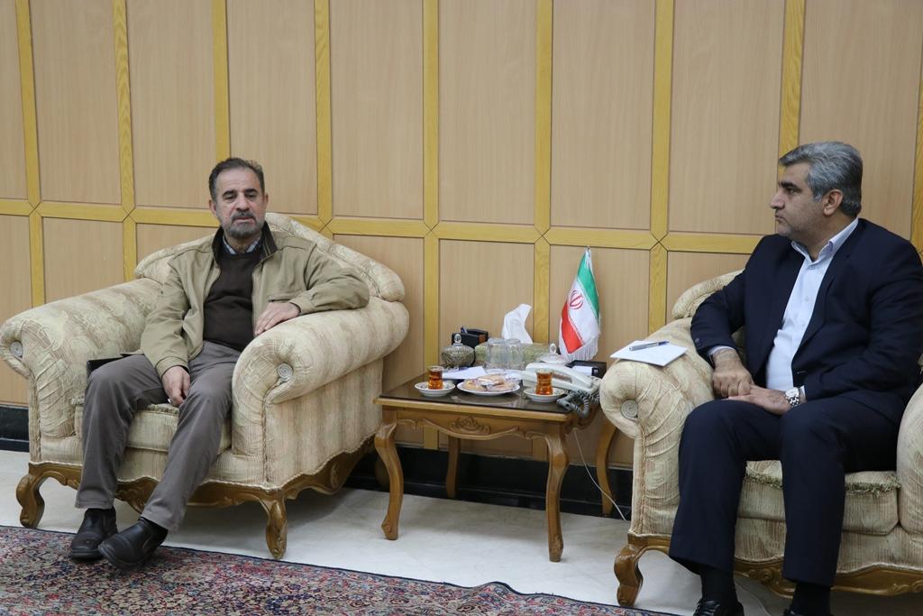 استاندار گیلان در دیدار با قائم مقام کمیته امداد امام خمینی(ره) کشور؛