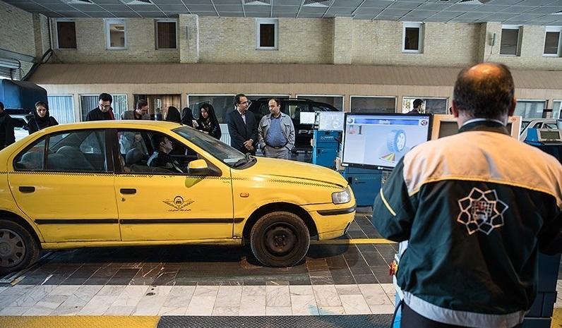 مرکز ویژه معاینه فنی تاکسی در رشت راهاندازی میشود
