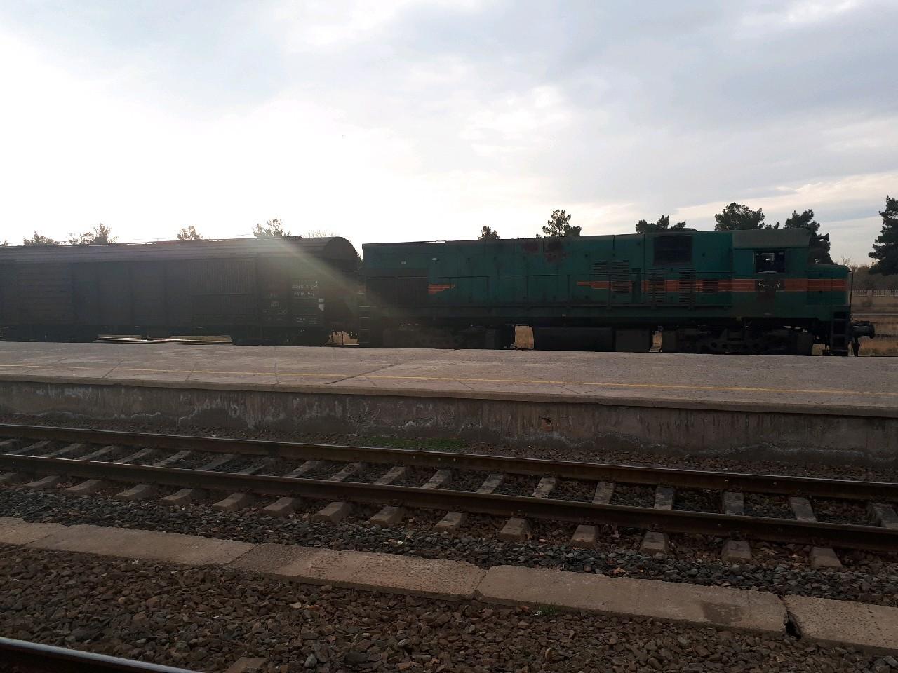 شنیده شدن سوت قطار در گیلان