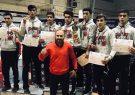 قهرمانی گیلان در رقابت های کشوری بوکس نوجوانان