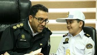 پلیس کوچک گیلانی آسمانی شد/ برآوردهشدن آرزوهای امیرعباس قبل از مرگ