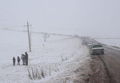 تردد در محورهای کوهستانی استان گیلان بدون زنجیر چرخ ممنوع شد