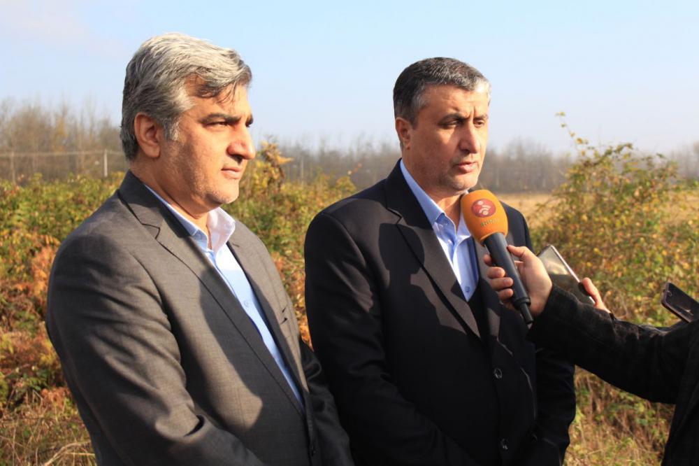 اجرای پروژه راه آهن رشت-آستارا با کمترین آسیب به محیط زیست مدنظر ماست