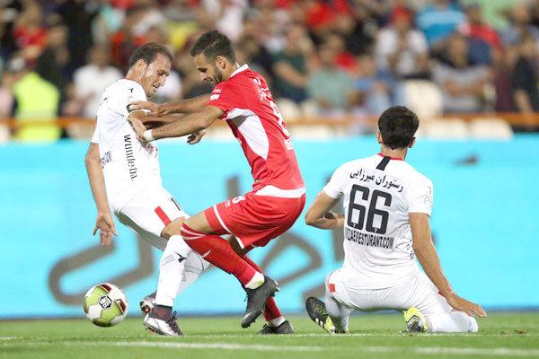 زمان دیدار پرسپولیس و سپیدرود در جام حذفی اعلام شد