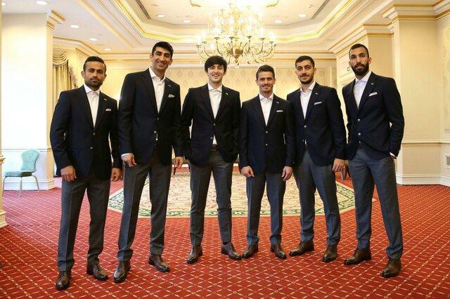 از لباس رسمی تیم ملی فوتبال رونمایی شد + تصاویر