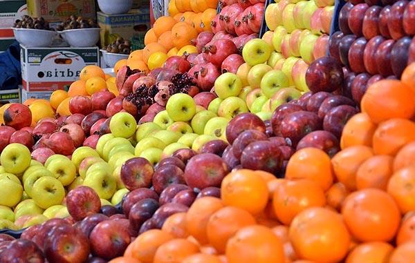 توزیع میوه شب در رشت با قیمت مصوب و در ۱۶ جایگاه