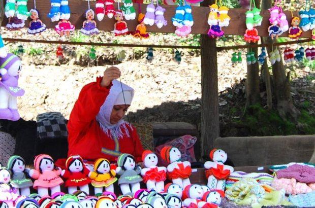 ماسوله،شهر عروسک های رنگی