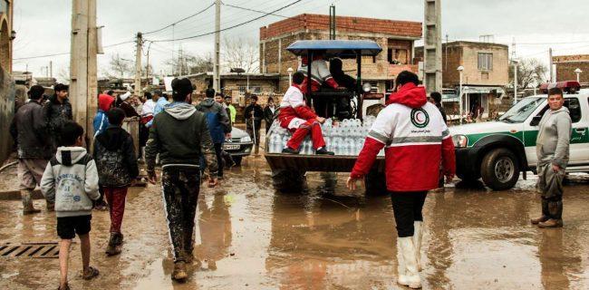 اعلام همکاری پزشکان برای کمک داوطلبانه به سیل زدگان