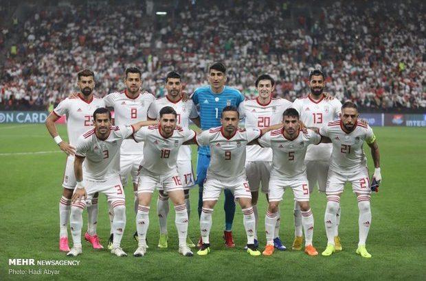 صعود یک پلهای فوتبال ایران در جهان/ همچنان در قاره کهن اول هستیم/